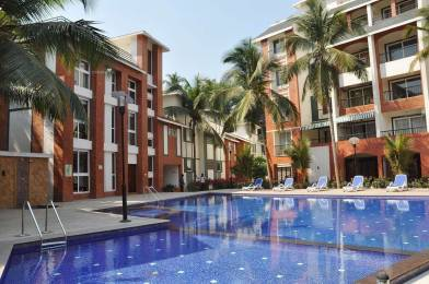 1400 sqft, 2 bhk Apartment in Heritage Princes Builders Exotica Arpora, Goa at Rs. 65000
