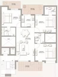 1430 sqft, 3 bhk Apartment in BPTP Pedestal Sector 70A, Gurgaon at Rs. 1.6700 Cr