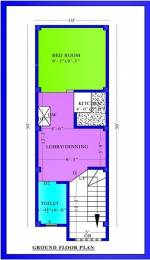 300 sqft, 1 bhk IndependentHouse in Builder Nandini vihar Jankipuram Extension, Lucknow at Rs. 6.0000 Lacs