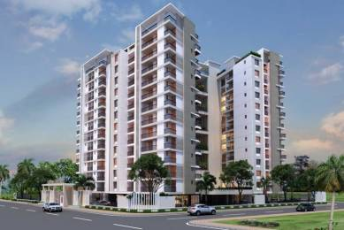1504 sqft, 3 bhk Apartment in Kotecha Royal Essence Vaishali Nagar, Jaipur at Rs. 53.9000 Lacs