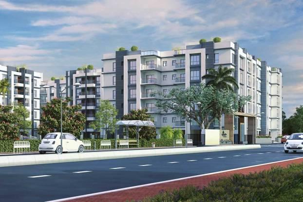 853 sqft, 2 bhk Apartment in PS Majhergaon Madhyamgram, Kolkata at Rs. 20.8985 Lacs