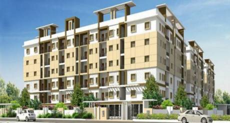 1725 sqft, 3 bhk Apartment in Happy Bandas Signature Towers Uppal Kalan, Hyderabad at Rs. 75.7250 Lacs