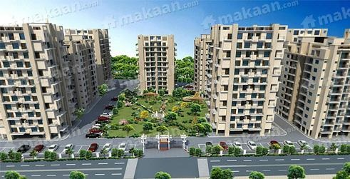 1860 sq ft 3BHK 3BHK+3T (1,860 sq ft) Property By Nirmaaninfratech In Crescent, Dhakoli