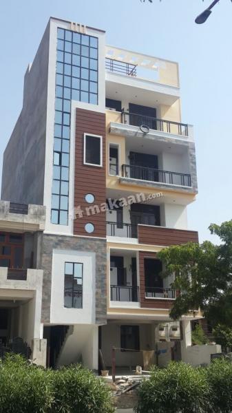 1400 sq ft 3BHK 3BHK+3T (1,400 sq ft) + Pooja Room Property By ARL In Project, Vaishali Nagar