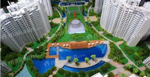 2062 sqft, 3 bhk Apartment in Ozone Metrozone Anna Nagar, Chennai at Rs. 2.3713 Cr