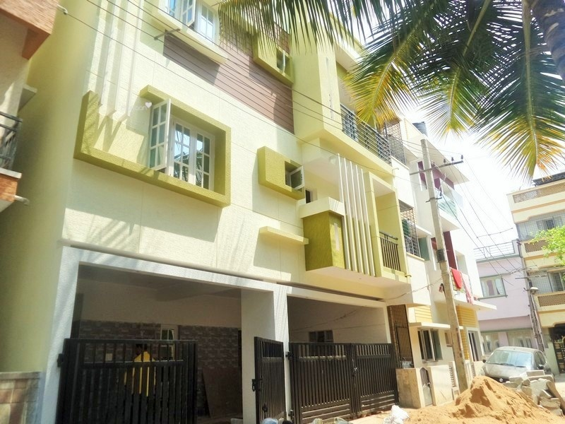 1200 sq ft 3BHK 3BHK+3T (1,200 sq ft) Property By Sameer Real Estate In Project, R T Nagar