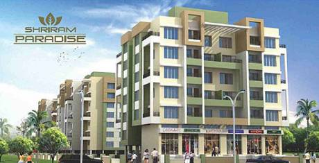 952 sqft, 2 bhk Apartment in Sai Shri Ram Paradise Wagholi, Pune at Rs. 36.1665 Lacs