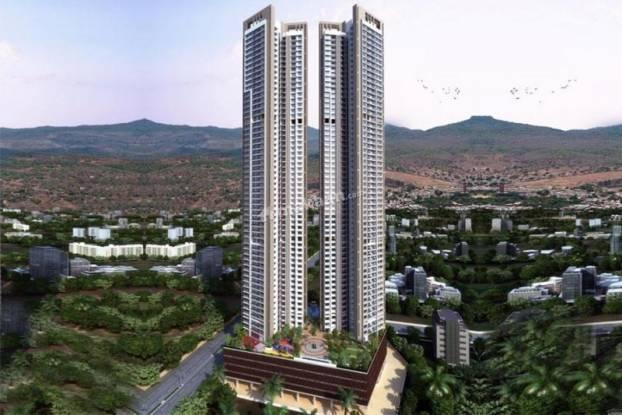 1020 sqft, 2 bhk Apartment in Shah Alpine Kharghar, Mumbai at Rs. 1.3005 Cr