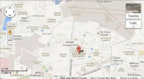3 BHK Flat For Sale In Viman Nagar Pune