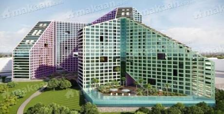 1 BHK Apartment Available With Reserved Car Parking