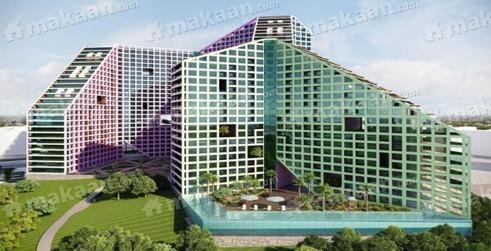 680 sqft, 1 bhk Apartment in Amanora Amanora Park Town Hadapsar, Pune at Rs. 55.0000 Lacs