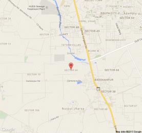 1137 sqft, 3 bhk Apartment in Tulip Orange Sector 70, Gurgaon at Rs. 71.4600 Lacs