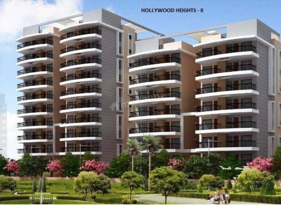 2040 sqft, 3 bhk Apartment in Shanti Hollywood Heights I Nagal, Mohali at Rs. 56.0000 Lacs