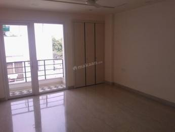 Semi Furnished Freehold Builder Floor available with Security Facility