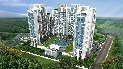 3250 sqft, 3 bhk Apartment in Db Group Builders Golf Links Shastri Nagar, Pune at Rs. 3.2497 Cr