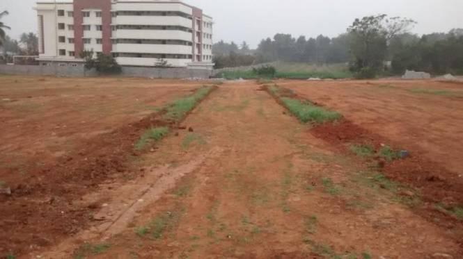 1200 sqft, Plot in Builder Project Marsur, Bangalore at Rs. 22.5000 Lacs