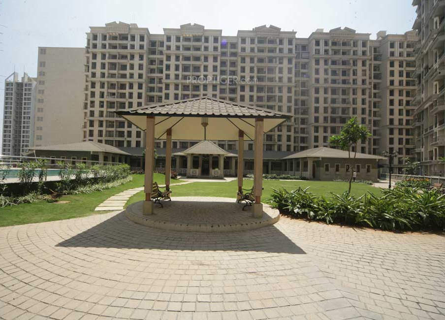 670 sq ft 1BHK 1BHK+1T (670 sq ft) Property By Bhoomi Enterprises In Hyde Park, Kharghar