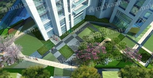 2200 sqft, 3 bhk Apartment in Mantri Pinnacle Hulimavu, Bangalore at Rs. 1.8700 Cr