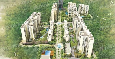 1198 sqft, 2 bhk Apartment in CHD Avenue 71 Sector 71, Gurgaon at Rs. 90.0000 Lacs
