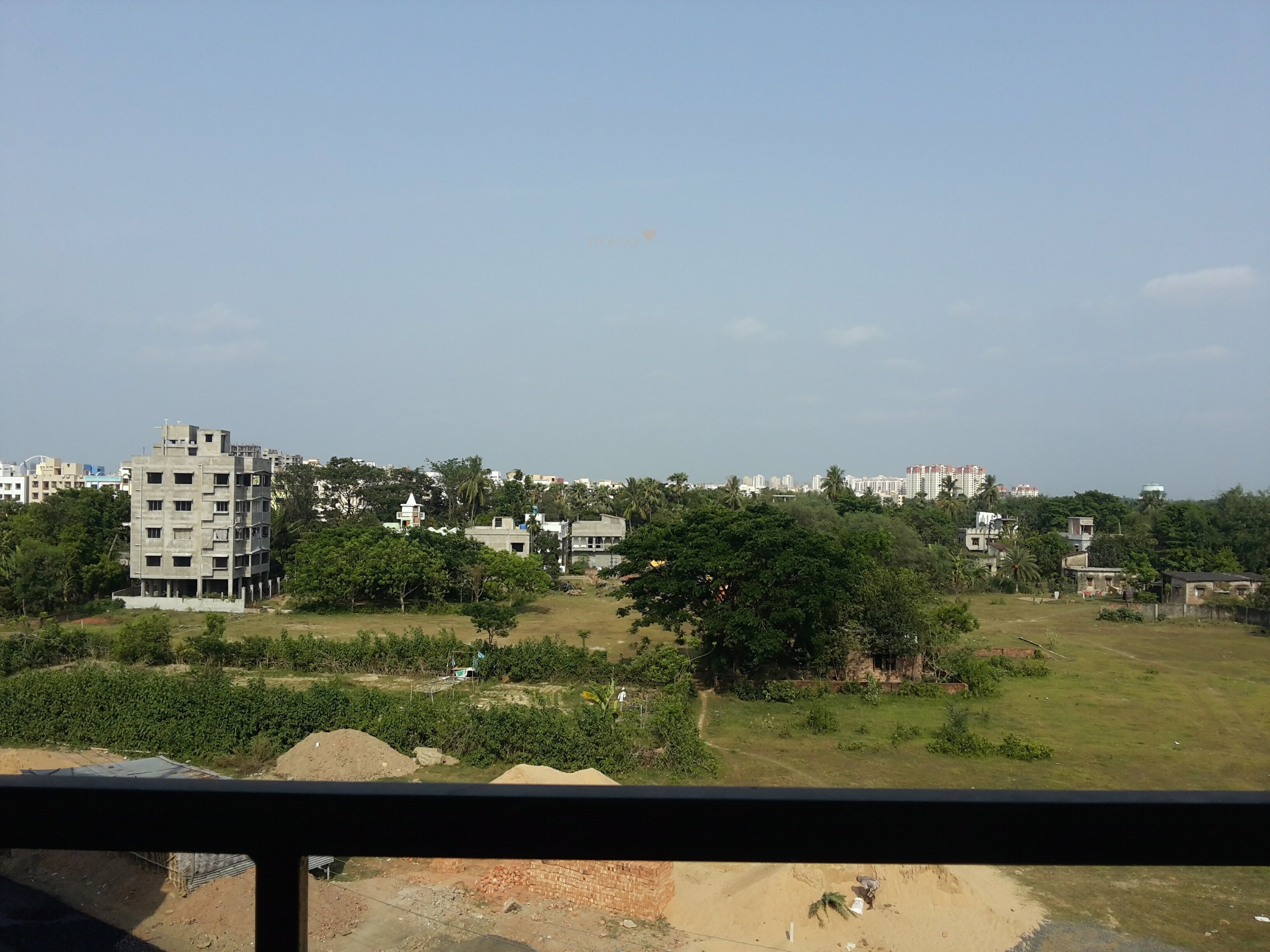 1261 sq ft 3BHK 3BHK+2T (1,261 sq ft) Property By Proptiger In Grande, New Town