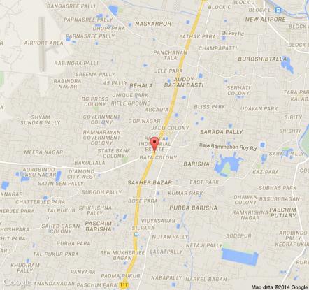 950 sqft, 2 bhk Apartment in Builder Project Behala Chowrasta, Kolkata at Rs. 31.0000 Lacs