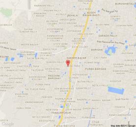 1300 sqft, 3 bhk Apartment in Builder Project Behala Sakher Bazar, Kolkata at Rs. 56.0000 Lacs