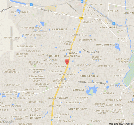 810 sqft, 2 bhk Apartment in Builder Project Behala Manton, Kolkata at Rs. 23.0000 Lacs