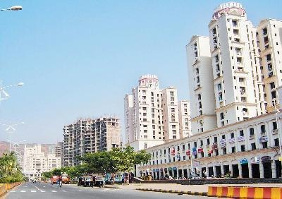 1611 sqft, 3 bhk Apartment in Metro Tulsi Gagan Kharghar, Mumbai at Rs. 1.3500 Cr