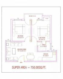 2 BHK Spacious Apartment available for Sale at Bhiwadi
