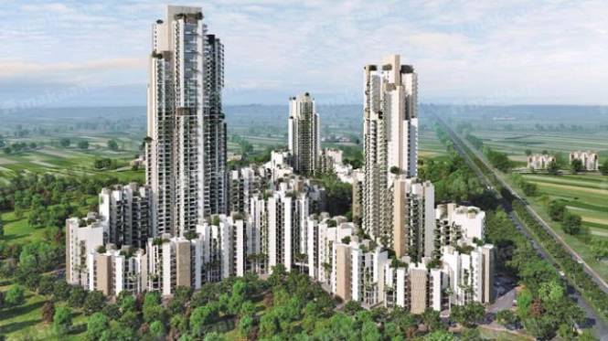 1815 sqft, 3 bhk Apartment in Ireo Uptown Sector 66, Gurgaon at Rs. 1.7878 Cr