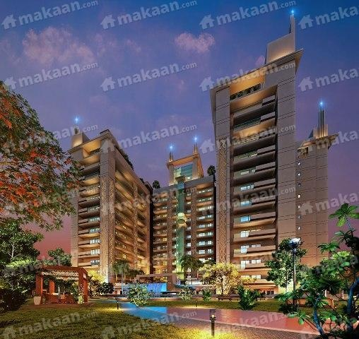 1550 sq ft 4BHK 4BHK+4T (1,550 sq ft) Property By Ajmani Estates In Arihant Arden, Noida Extn