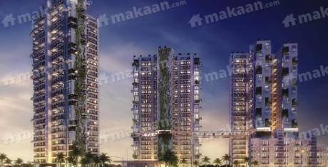 3 BHK Luxurious & Semi Furnished Apartment available with Power Backup