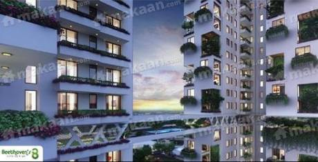 East Facing 4 BHK Flat available with Swimming Pool & Security Facilities