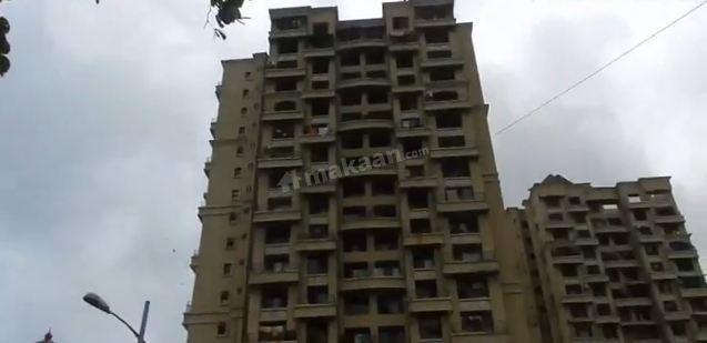 1110 sqft, 2 bhk Apartment in Regency Ashoka Residency Kharghar, Mumbai at Rs. 1.0750 Cr