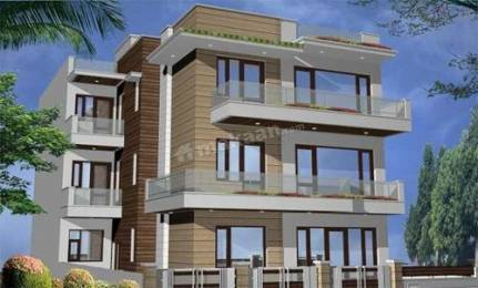 North Facing 3 BHK Builder Floor available with Reserved Car Parking