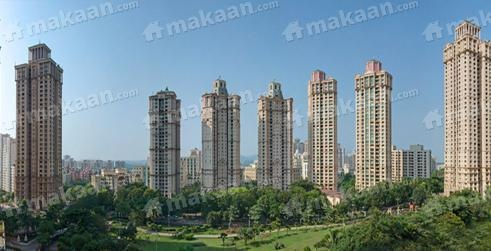 1430 sq ft 3BHK 3BHK+3T (1,430 sq ft) Property By Shreedham Consultancy In Gardens, Powai