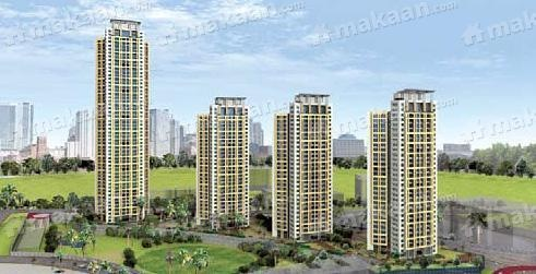480 sq ft 1BHK +1T Property By Black and White Aventura In Ashok Towers, Parel