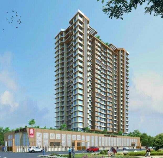 1493 sq ft 3BHK 3BHK+3T (1,493 sq ft) Property By R R Propertiees In Anshul Heights, Mahavir Nagar