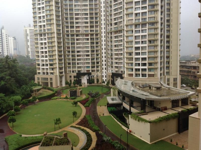 960 sq ft 2BHK 2BHK+2T (960 sq ft) Property By Black and White Aventura In Ashok Gardens, Parel