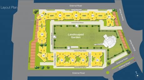376 sqft, 1 bhk Apartment in Raunak City Sector II B7 Kalyan West, Mumbai at Rs. 0