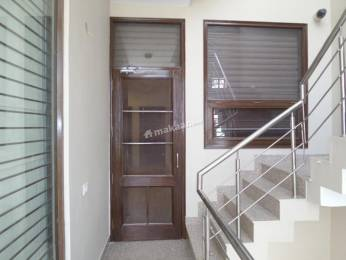 Semi Furnished Builder Floor available with Reserved Car Parking