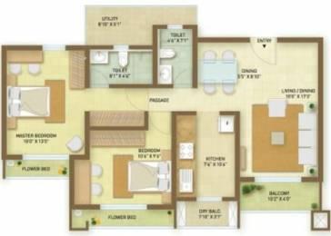 1172 sqft, 2 bhk Apartment in Indiabulls Greens Panvel, Mumbai at Rs. 0