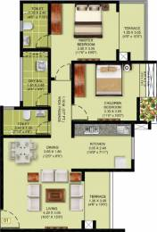 707 sqft, 2 bhk Apartment in Puraniks Abitante Bavdhan, Pune at Rs. 0