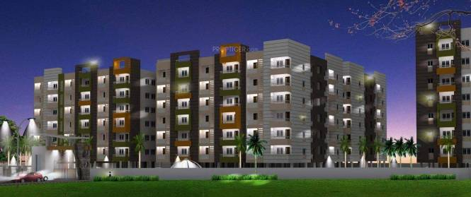970 sqft, 2 bhk Apartment in Hi Tech Hi Tech Plaza Annex Khordha, Bhubaneswar at Rs. 20.3700 Lacs