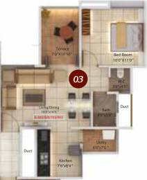 637 sqft, 1 bhk Apartment in Legacy Twin Arcs  Tathawade, Pune at Rs. 0