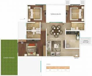 1312 sqft, 3 bhk Apartment in Amar Serenity Pashan, Pune at Rs. 0