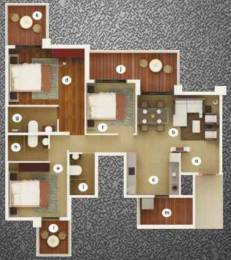 1643 sqft, 3 bhk Apartment in Nahar F Residences Balewadi, Pune at Rs. 0