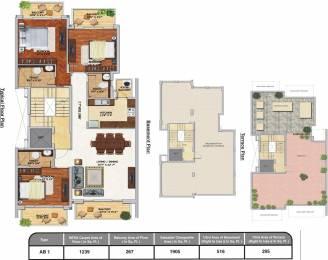 2716 sqft, 3 bhk Apartment in Adani Brahma Samsara Sector 60, Gurgaon at Rs. 0