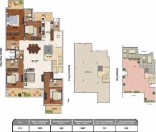 3870 sqft, 4 bhk Apartment in Adani Brahma Samsara Sector 60, Gurgaon at Rs. 0