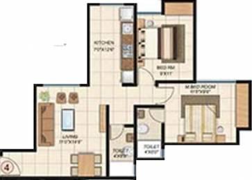 608 sqft, 2 bhk Apartment in Puraniks City Reserva Phase 1 Thane West, Mumbai at Rs. 0